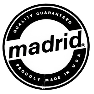 Image result for Madrid skate logo
